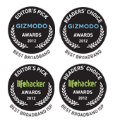 Gizmodo and Lifehacker Awards